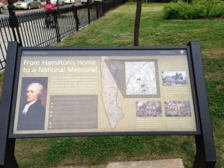 Alexander Hamilton's Home Historic Site