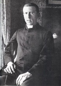 Teilhard de Chardin in Jersey approximately 1902