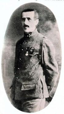 Pierre Teilhard de Chardin, 1918