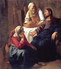 Mary and Martha: Contemplative and Action
