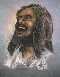 Jesus enjoys a good laugh, but this is too much