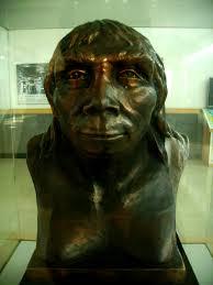 Statue of Peking Man