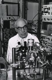 Sir John C. Eccles, Nobel Prize winning neuroscientist