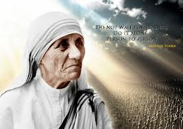 Blessed Mother Teresa