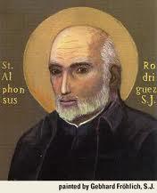 St. Alphonsus Rodriguez, S.J.