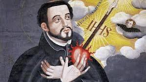 St. Francis Xavier, S.J.