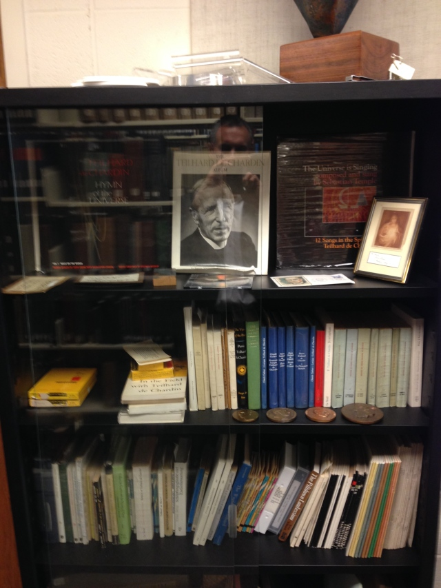 Teilhard de Chardin collection at Georgetown Library