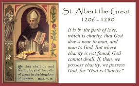 St. Albert the Great, Patron Saint of Scientists