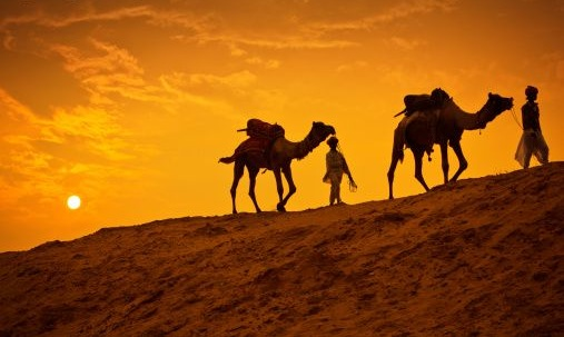 Camel-riders-in-the-Indian-desert-the-Magi-perhaps-Image-getty