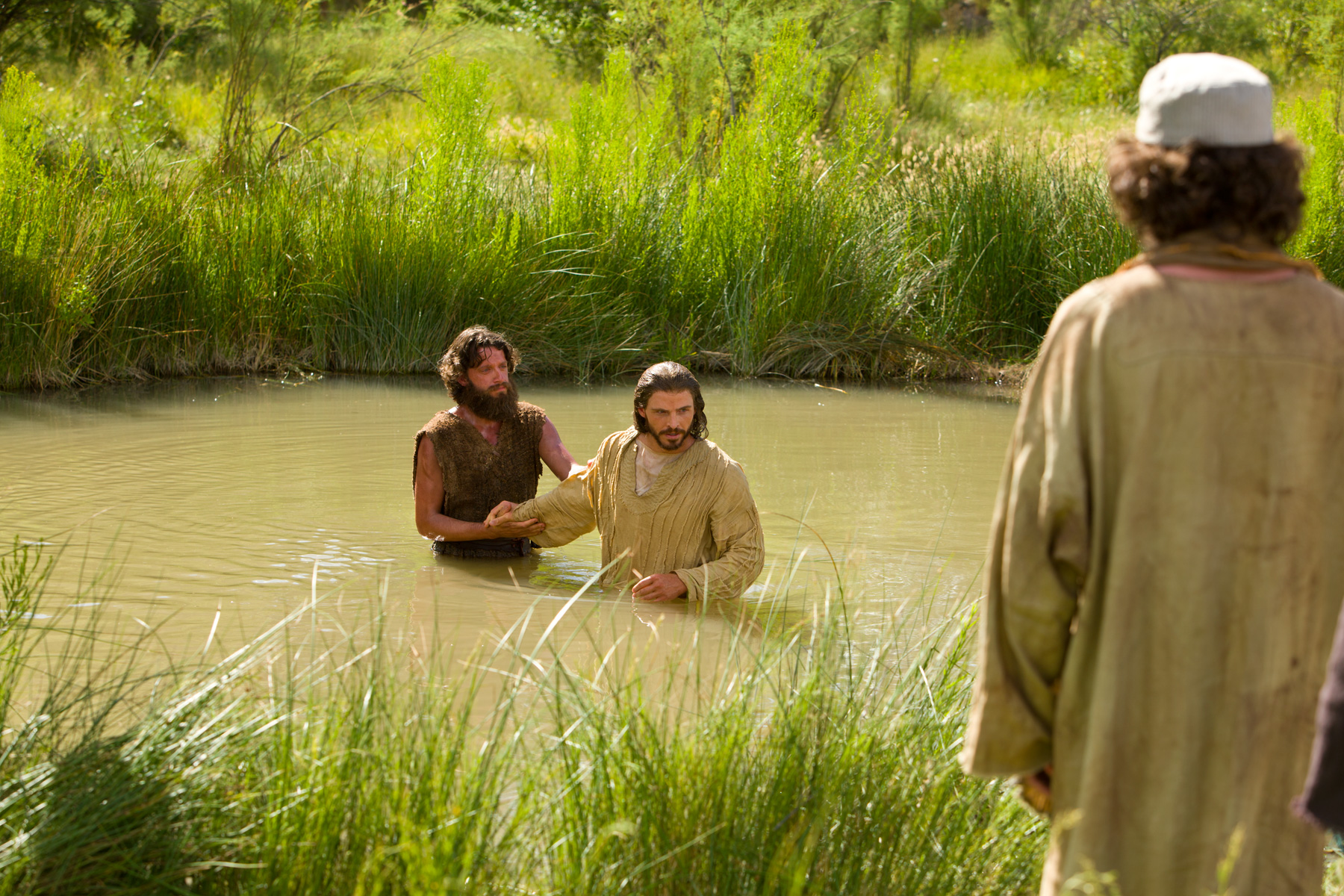 john the baptist and jesus relationship to god